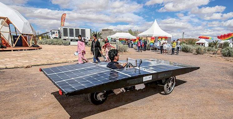Morocco Solar Festival :  Un week-end soleil