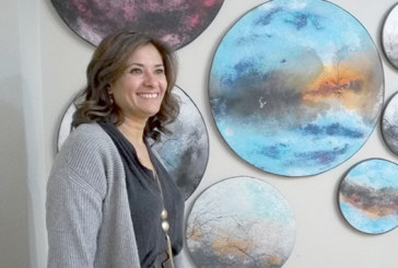 Exposition : Mounia Boutaleb transperce les apparences
