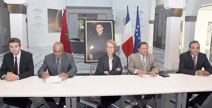 Deux projets signés jeudi à Rabat entre le Maroc et la France : Vers la création de profils qualifiés en muséologie