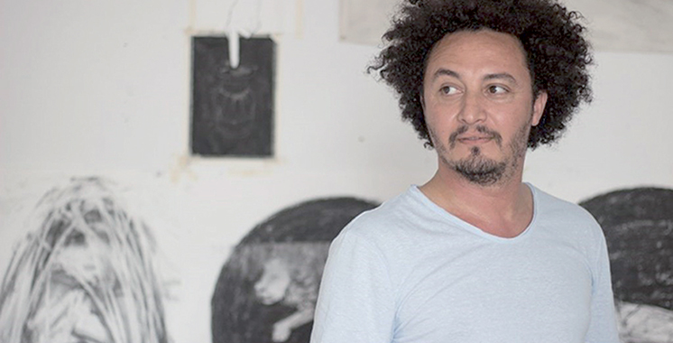 Mustapha Akrim présente  son projet «Chantier II»