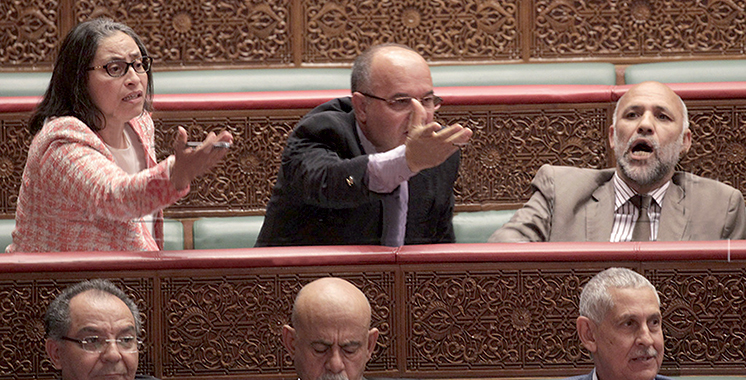 Parlement : Pagaille chez les conseillers