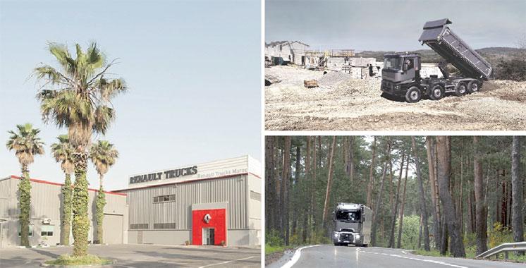 Renault Trucks cède ses activités au Maroc au Groupe Bernard Hayot