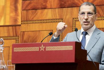El Othmani dresse le bilan de la politique sociale