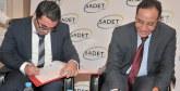 Bâtiment : Sadet et le groupe chinois OVM signent un accord