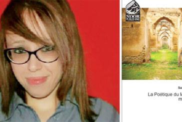 Salma Fellahi ressort le caractère poétique du Melhoun