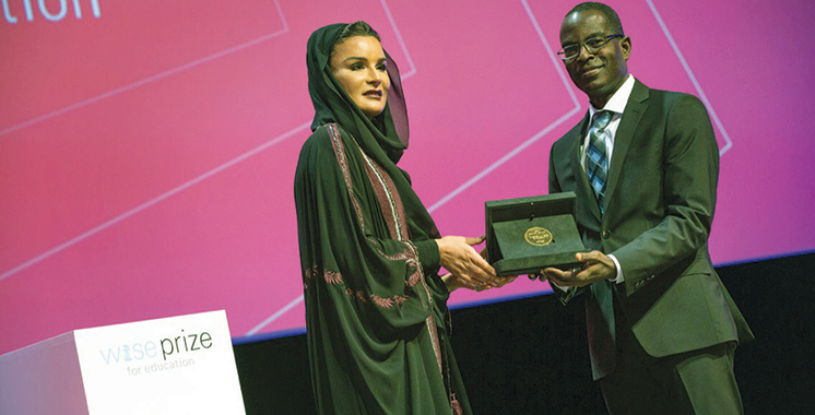 WISE Prize : Patrick Awuah, une médaille d'or et 500.000 dollars américains !