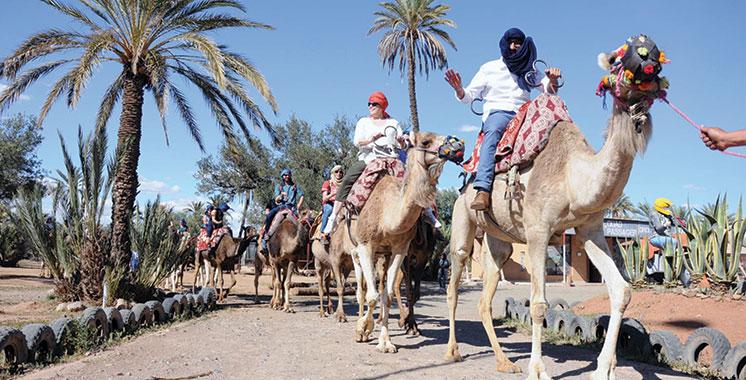 2017, une année record pour le tourisme au Maroc