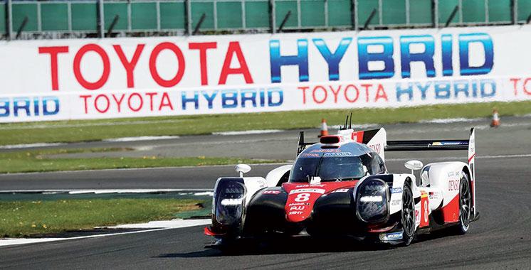 FIA WEC: Toyota remporte les Six Heures de Shanghai