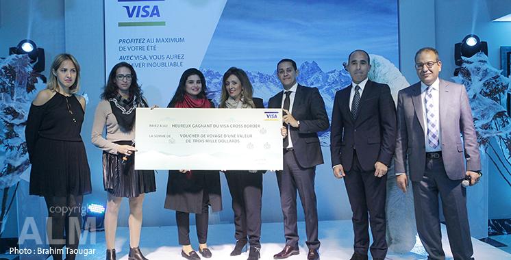 Campagne #NotATourist : Visa récompense ses clients