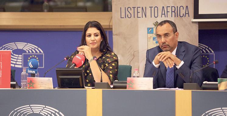 Dakhla-Oued Eddahab plaide pour l'intégrité territoriale du Royaume au Parlement européen