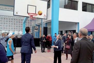 Basket-ball : Un nouveau centre pour l'éducation et le sport à Fnideq