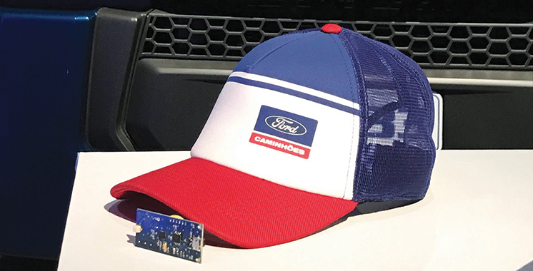 «SafeCap» : Une casquette Ford pour lutter contre la somnolence au volant