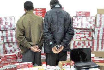 Agadir : Saisie de cocaïne et de cigarettes, Maâssal et Viagra de contrebande
