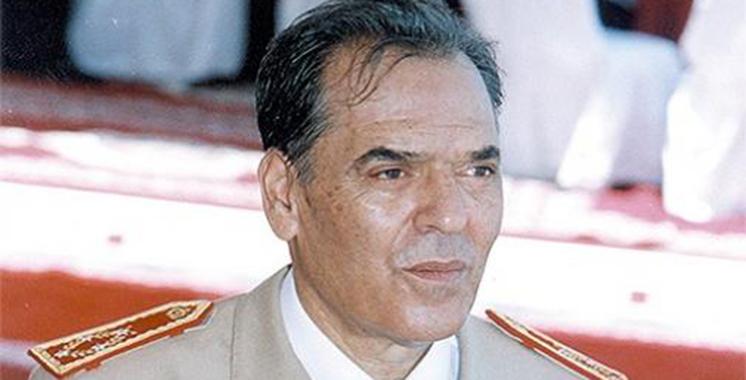 Rabat : Décès du général de corps d'armées Abdelhak El Kadiri