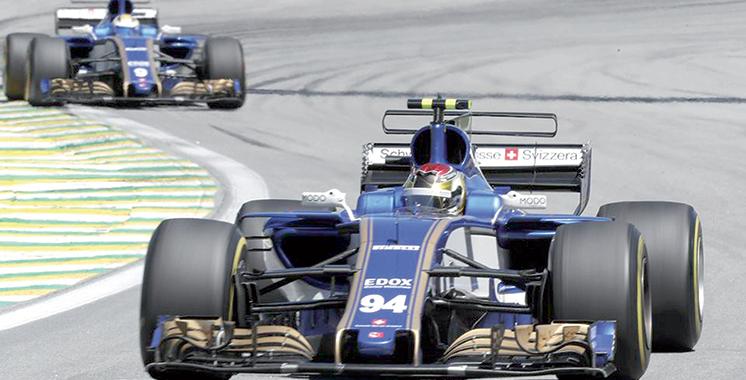 F1 : Alfa Romeo sera sponsor titre de l'écurie Sauber à partir de 2018