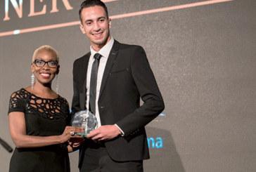 Issam Darui, jeune entrepreneur africain exceptionnel de l'année