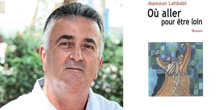 Mamoun Lahbabi présente son livre «Où aller pour être loin» à Casablanca