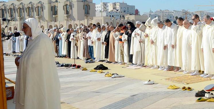 Covid-19: La Prière de l'Aïd Al-Adha ne sera pas accomplie dans les Moussalas et les mosquées