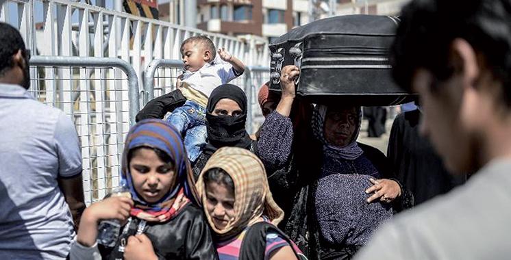 HCR au Maroc: 4.673 réfugiés et 1.873 demandeurs d'asile au 31 octobre 2017