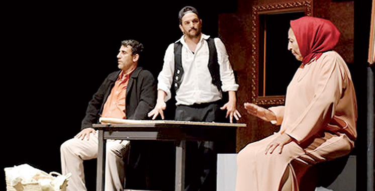 Avec l'appui de la fondation Friedrich Ebert Stiftung : La pièce de théâtre «Al kasma» documentée en publication
