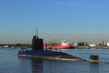 Sous-marin argentin disparu : des navires de recherches détectent des bruits à une profondeur de près de 200 mètres