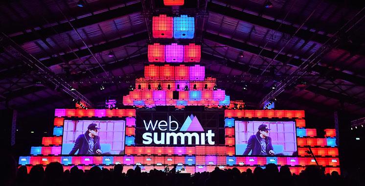 Nouvelles technologies : Lisbonne abrite la 2è édition du «Web Summit»