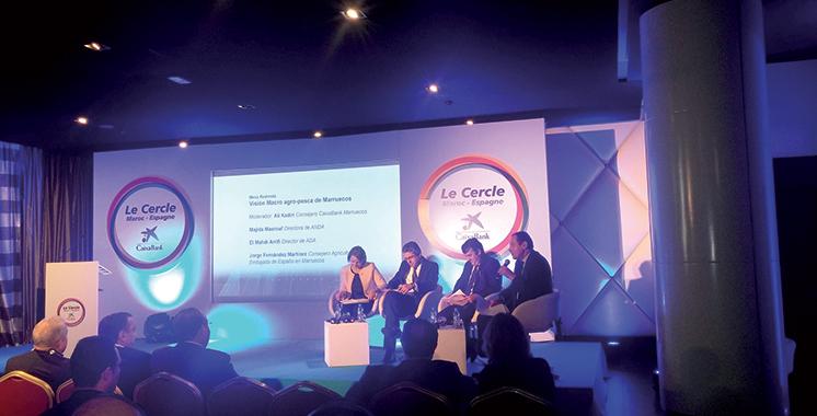 Conférence-débat hispano-marocaine à Agadir: Le potentiel agroalimentaire du Maroc  vu par CaixaBank