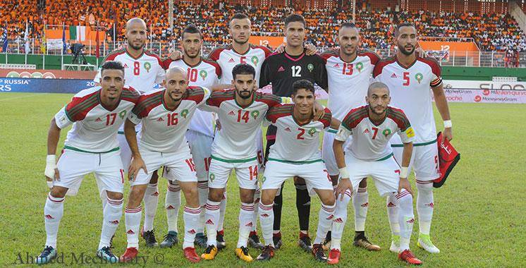 Classement FIFA: Le Maroc gagne une place
