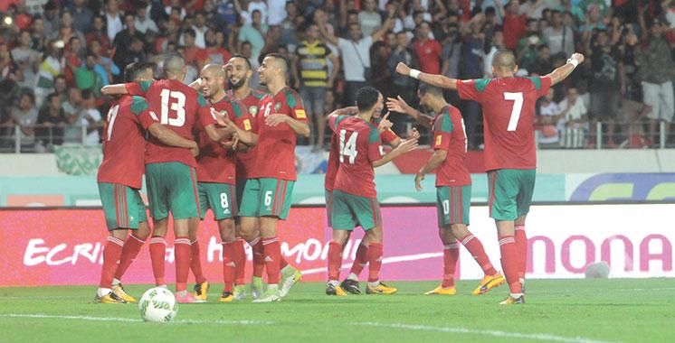 Football : Le Maroc gagne 8 places au classement FIFA