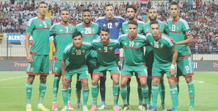 CHAN2018:Un groupe à la portée pour le Maroc