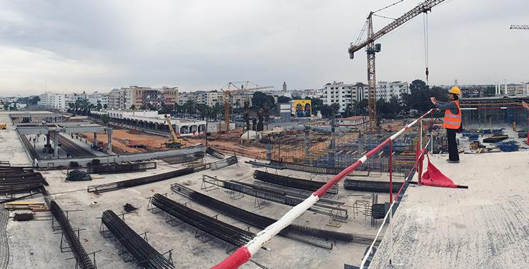 ONCF : Plus de 90 commerces pour  Rabat-Agdal et Rabat-ville