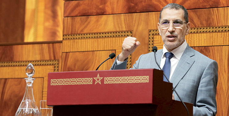 Commercialisation des produits agricoles : Saad Eddine El Othmani dresse le bilan