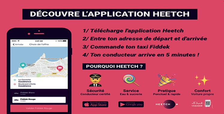 «Fiddek», une nouvelle offre de service de taxi