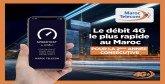 Une nouvelle consécration pour l'opérateur : Maroc Telecom, «Meilleur Réseau Mobile au Maroc»