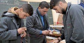 Sefrou : 450 lauréats du Centre de formation professionnelle par apprentissage