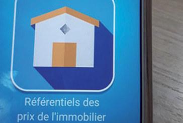 Une application lancée par la DGI : Le Référentiel des prix de l'immobilier sur mobile
