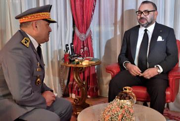 Le Roi Mohammed VI nomme Mohamed Haramou à la tête de la gendarmerie royale
