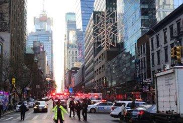 Explosion de Manhattan: quatre blessés, dont un suspect