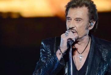 Décès du chanteur français Johnny Hallyday