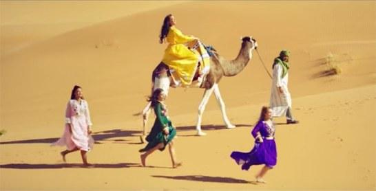 «Bella Hanouna», la nouvelle chanson de Loubna Abidar