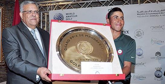 Golf : Succès complet pour le Grand Prix de Marrakech