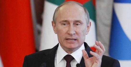 Russie : Poutine remporte la présidentielle avec 76,67% des voix