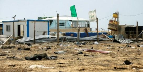 Raids israéliens contre des positions du Hamas au nord de Gaza