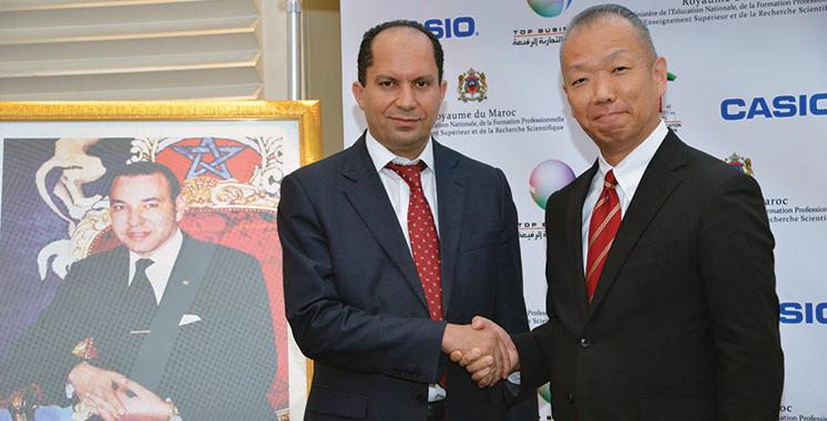 Koji Naka : «Nous continuons à mettre nos compétences au service de l'Académie régionale de Casablanca-Settat»