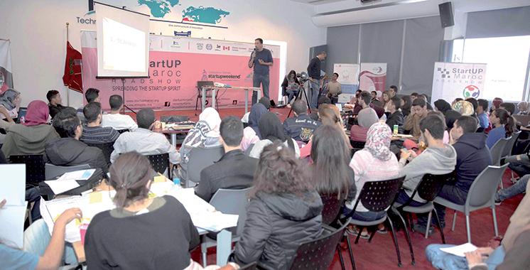 Entrepreneuriat : Startup Maroc fait escale à Oujda