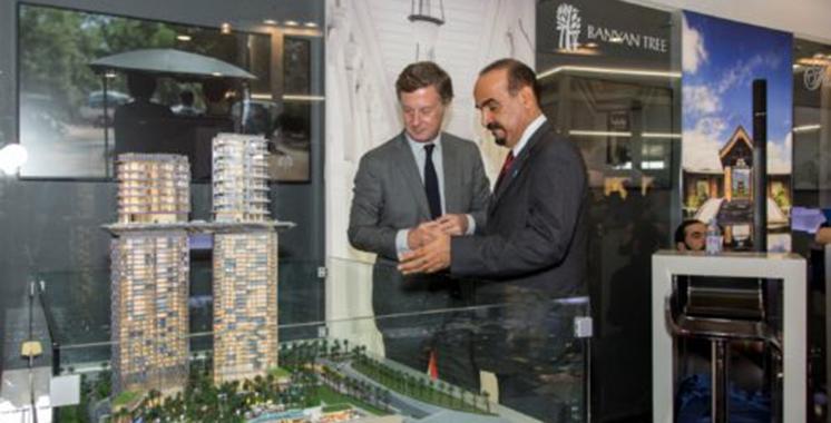 AccorHotels et Nakheel ouvriront le 1er hôtel Raffles sur la Palm Jumeirah à Dubaï