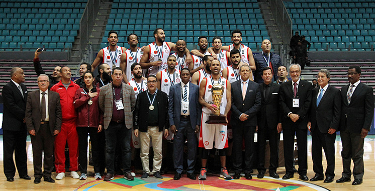Basketball : L'AS Salé champion d'Afrique