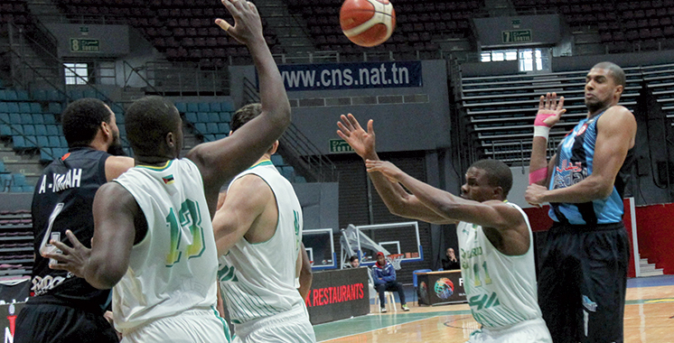 Basket-ball : L'AS Salé dans le carré d'as