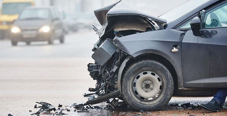 Kénitra : Ouverture d'une enquête à l'encontre d'un policier pour un accident de la circulation et conduite en état d'ivresse