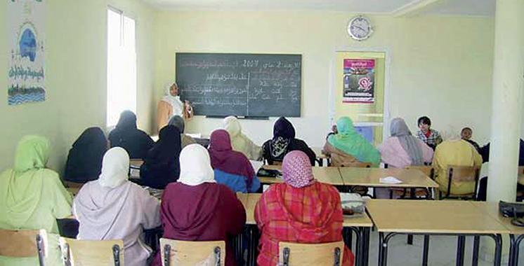 Programmes de lutte contre l'analphabétisme : Plus d'un million de bénéficiaires au titre de l'année scolaire 2020-2021